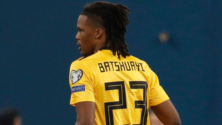 Tin tức Euro 2020: Mặc nhầm áo Batshuayi - Dedryck Boyata sẽ bị UEFA kỷ luật