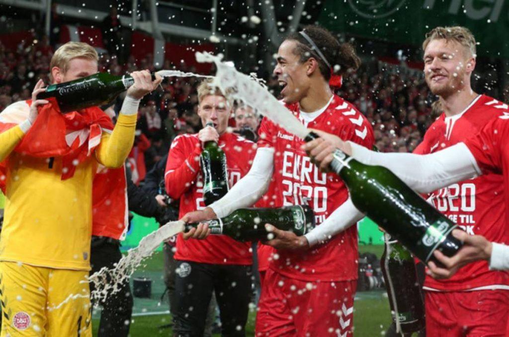 Thông tin đội tuyển Đan Mạch tại vòng chung kết Euro 2020 - Euro888