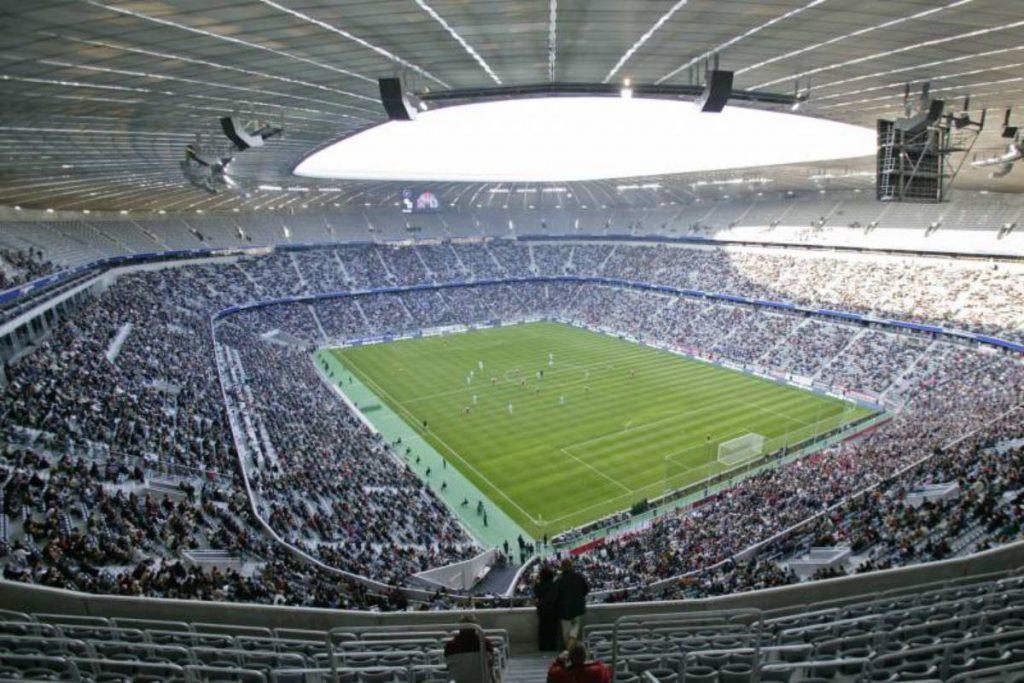 Sân thi đấu bảng F vòng chung kết Euro 2020 - Euro888