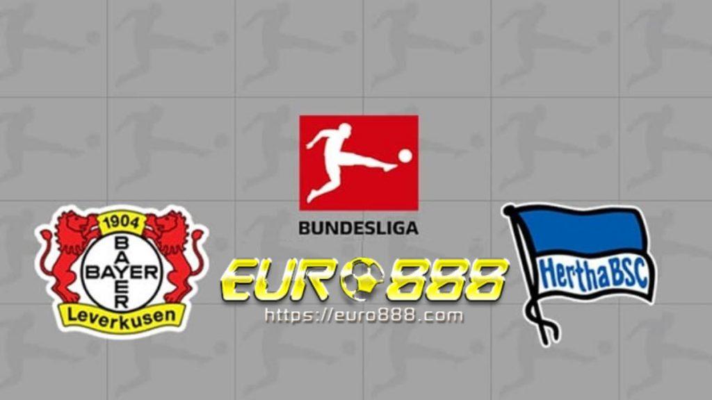 Soi kèo Bayer Leverkusen vs Hertha Berlin – VĐQG Đức – 19/12 – Euro888