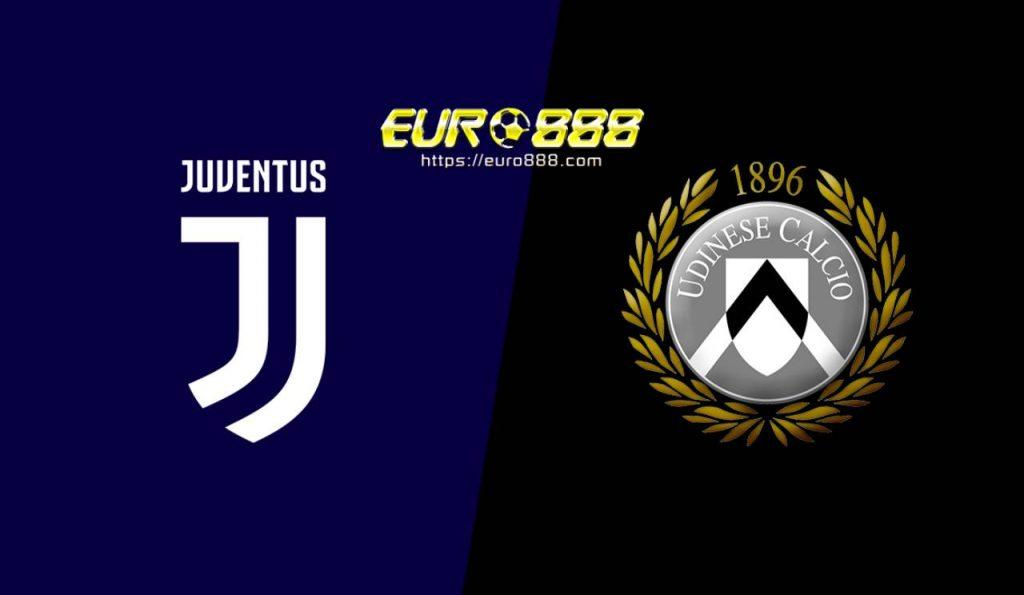 Soi kèo Juventus vs Udinese – VĐQG Italia – 15/12 – Euro888
