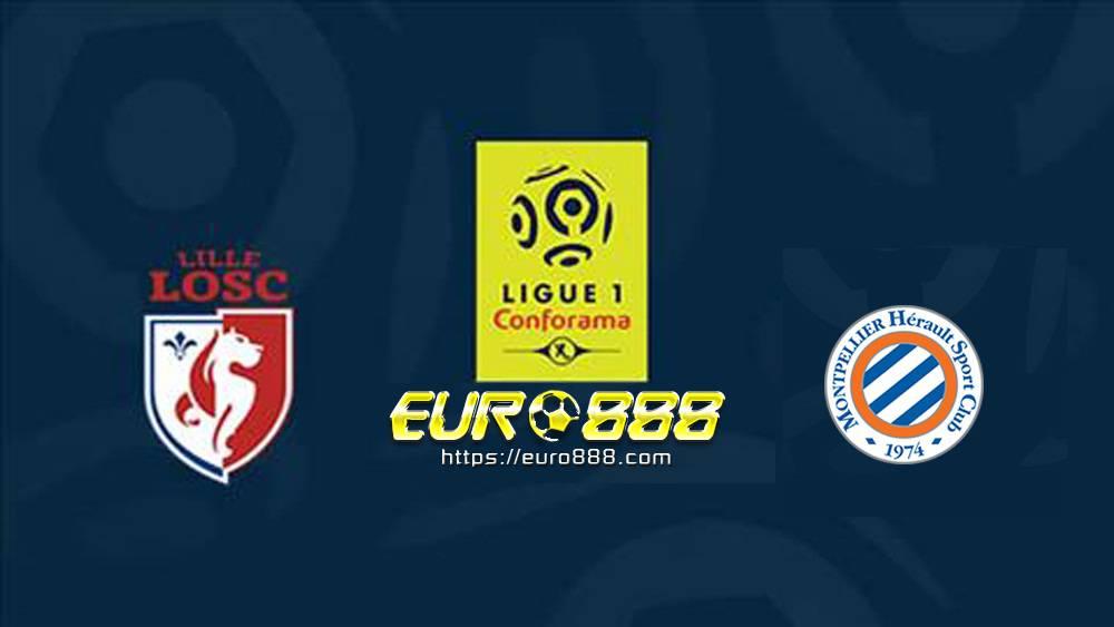 Soi kèo Lille vs Montpellier – VĐQG Pháp – 14/12 – Euro888