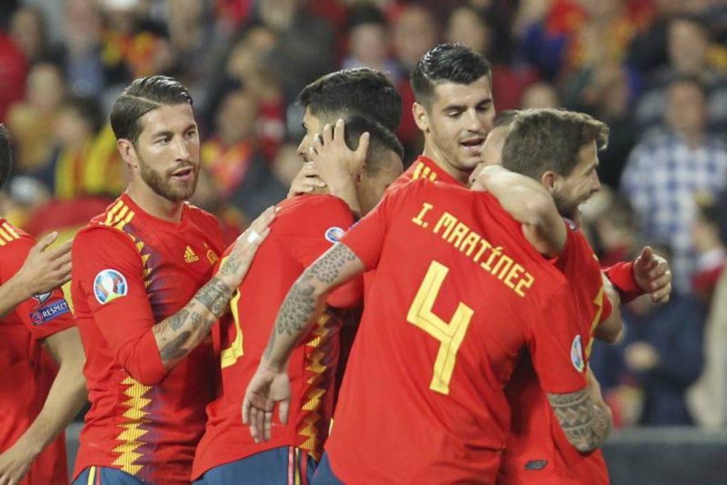 Thông tin đội tuyển Tây Ban Nha tại vòng chung kết Euro 2020 - Euro888