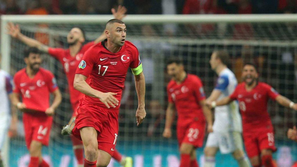 Thông tin đội tuyển Thổ Nhĩ Kỳ tại vòng chung kết Euro 2020 - Euro888