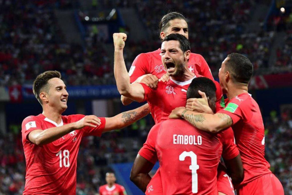 Thông tin đội tuyển Thụy Sĩ tại vòng chung kết Euro 2020 - Euro888