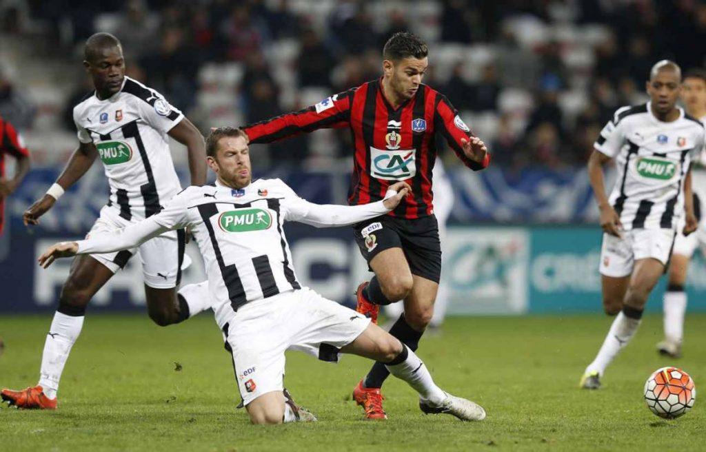 Soi kèo Nice vs Stade Rennais – VĐQG Pháp - 25/01/2020 - Euro888