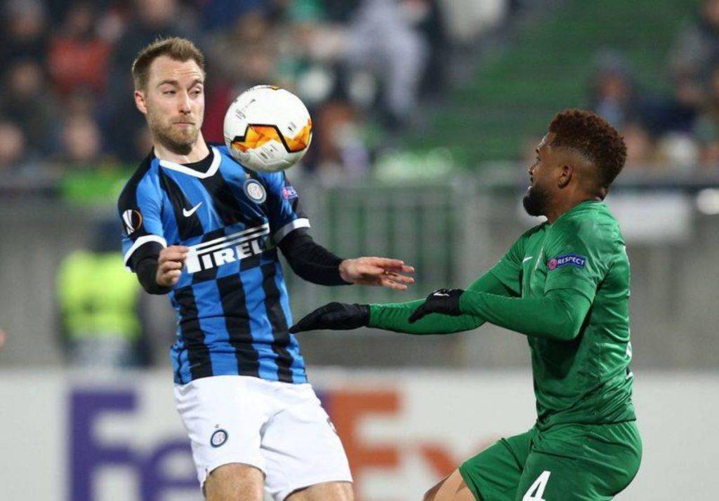 Nhận định Inter Milan vs Ludogorets Razgrad – UEFA Europa League - 28/02/2020 - Euro888