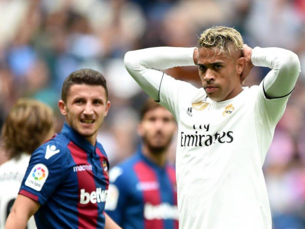 Soi kèo Levante vs Real Madrid – VĐQG Tây Ban Nha - 23/02/2020 - Euro888