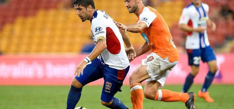 Nhận định Brisbane Roar vs Newcastle Jets – VĐQG Australia - 20/03/2020 - Euro888