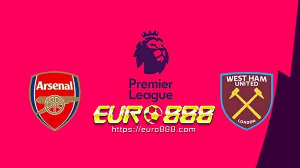Soi kèo Arsenal vs West Ham United – Ngoại hạng Anh - 07/03/2020 - Euro888