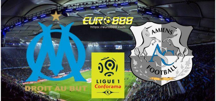 Soi kèo Marseille vs Amiens – VĐQG Pháp - 07/03/2020 - Euro888