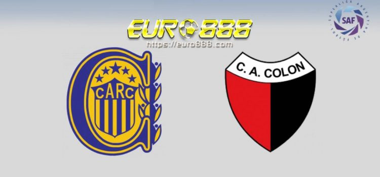Soi kèo Rosario Central vs Colon – Siêu Cúp Argentina - 17/03/2020 - Euro888