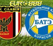 Soi kèo Slavia Mozyr vs BATE Borisov – VĐQG Belarus -28/03/2020 - Euro888