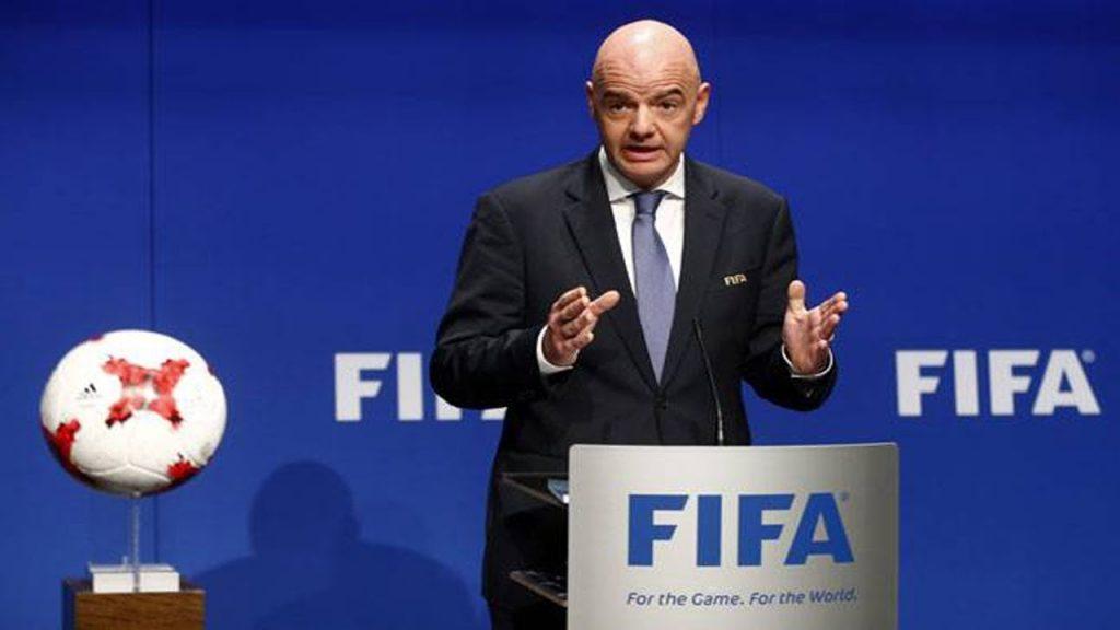 FIFA sẽ hỗ trợ LĐBĐ Việt Nam nữa triệu USD vì Covid-19 - Euro888