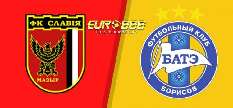 Soi kèo FC Slavia Mozyr vs BATE Borisov – Cúp Quốc gia Belarus - 08/04/2020 - Euro888