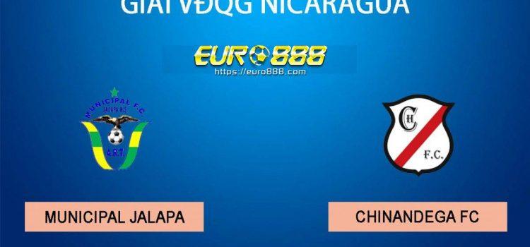 Soi kèo Municipal Jalapa vs Chinandega FC – VĐQG Nicaragua - 06/04/2020 - Euro888