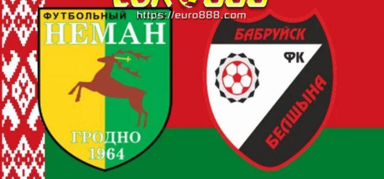 Soi kèo Neman Grodno vs Belshina Bobruisk – VĐQG Belarus - 10/04/2020 - Euro888