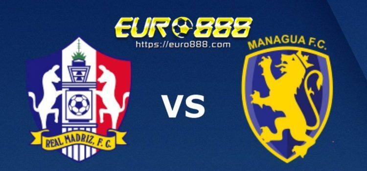 Soi kèo Real Madriz FC vs Managua FC – VĐQG Nicaragua - 05/04/2020 - Euro888