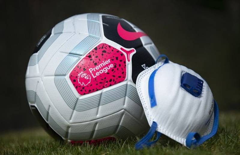 Bóng đá Anh lao đao vì Covid-19 - Euro888