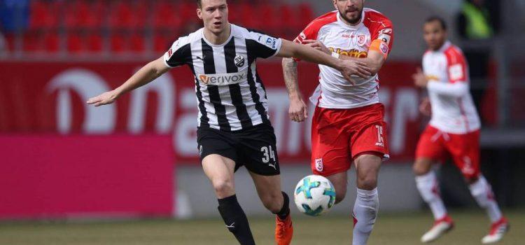 Nhận định Sandhausen vs Jahn Regensburg – Hạng 2 Đức - 23/05/2020 - Euro888