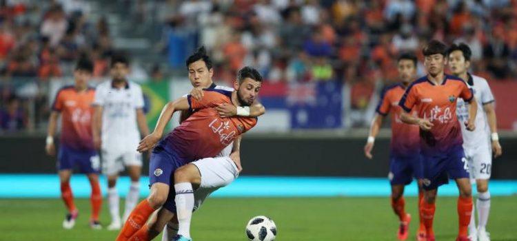 Nhận định Sangju Sangmu vs Gangwon FC – VĐQG Hàn Quốc - 16/05/2020 - Euro888