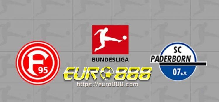 Soi kèo Fortuna Dusseldorf vs Paderborn 07 – VĐQG Đức - 16/05/2020 - Euro888