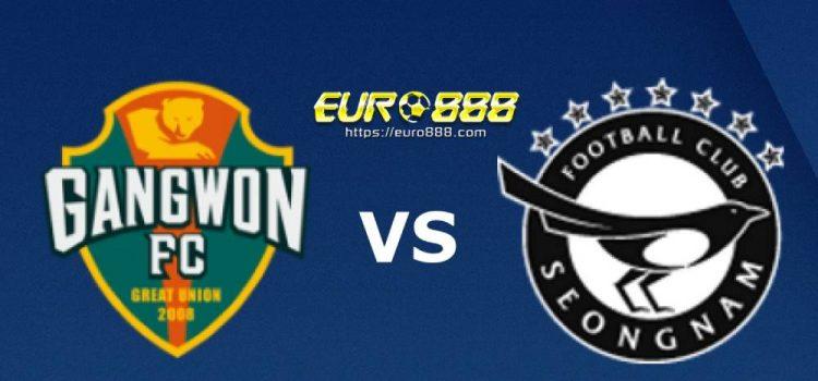 Soi kèo Gangwon FC vs Seongnam FC – VĐQG Hàn Quốc - 23/05/2020 - Euro888