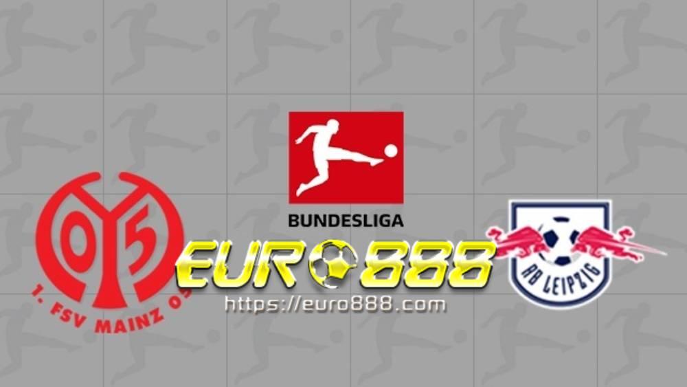 Soi kèo Mainz 05 vs RB Leipzig – VĐQG Đức - 24/05/2020 - Euro888