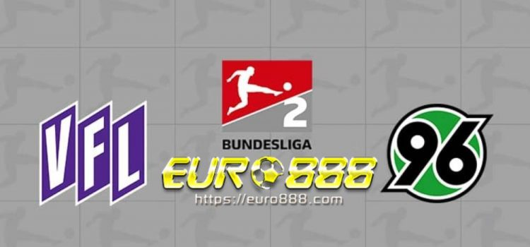 Soi kèo Osnabruck vs Hannover 96 – Hạng 2 Đức - 23/05/2020 - Euro888