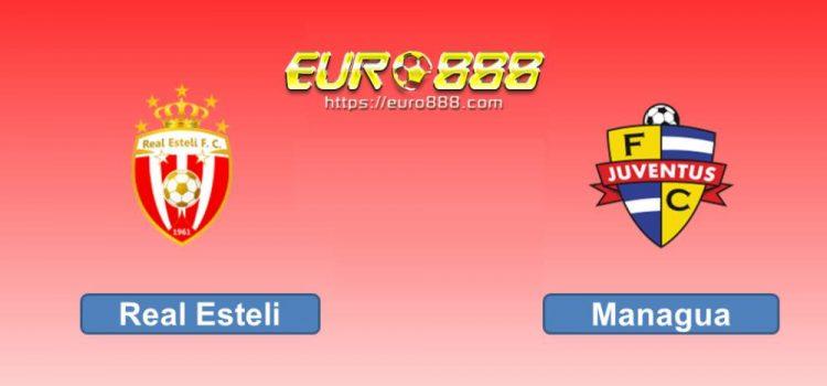 Soi kèo Real Esteli vs Managua FC – VĐQG Nicaragua - 03/05/2020 - Euro888
