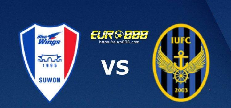 Soi kèo Suwon Samsung Bluewings vs Incheon United – VĐQG Hàn Quốc - 23/05/2020 - Euro888