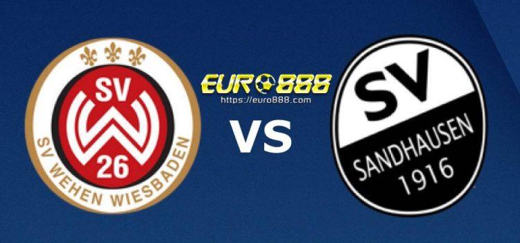 Soi kèo Wehen Wiesbaden vs Sandhausen – Hạng 2 Đức - 26/05/2020 - Euro888