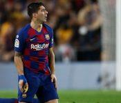Luiz Suarez thất vọng, dù đã lập cú đúp trước đó- Euro888