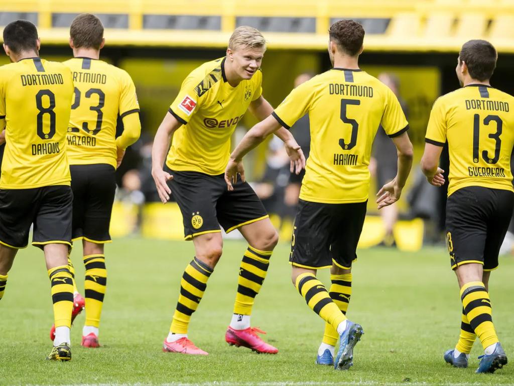 Nhận định Borussia Dortmund vs Hertha Berlin – VĐQG Đức - 06/06/2020 - Euro888