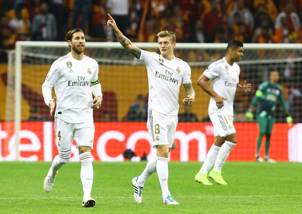 Nhận định Real Madrid vs Eibar – VĐQG Tây Ban Nha - 15/06/2020 - Euro888
