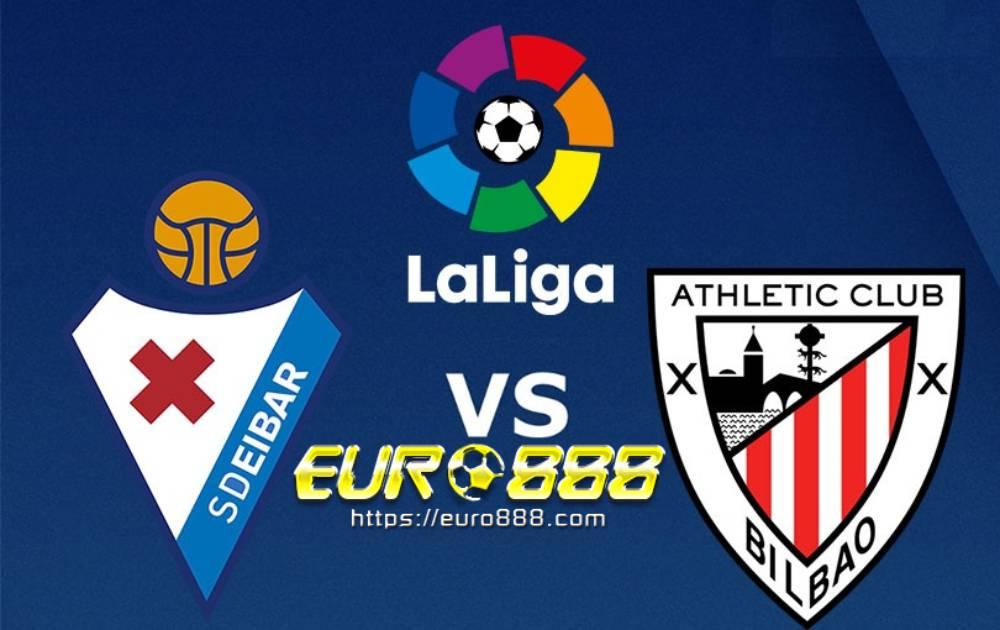 Soi kèo Eibar vs Athletic Bilbao – VĐQG Tây Ban Nha - 18/06/2020 - Euro888