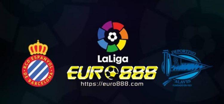 Soi kèo Espanyol vs Alaves – VĐQG Tây Ban Nha - 13/06/2020 - Euro888