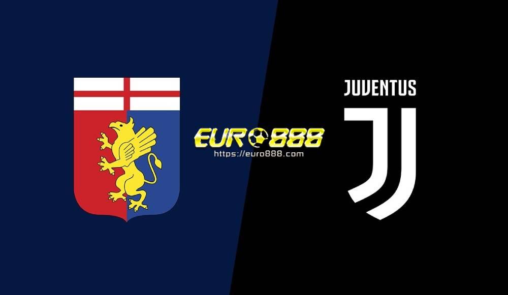 Soi kèo Genoa vs Juventus– VĐQG Italia - 01/07/2020 - Euro888