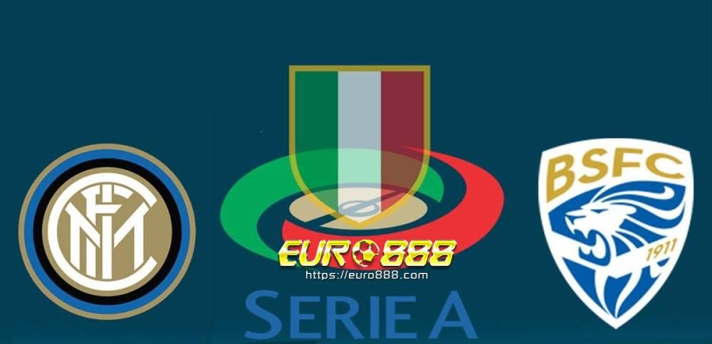 Soi kèo Inter Milan vs Brescia– VĐQG Italia- 02/07/2020 - Euro888