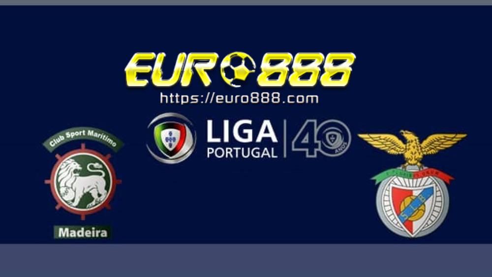 Soi kèo Maritimo vs Benfica– VĐQG Bồ Đào Nha- 30/06/2020 - Euro888