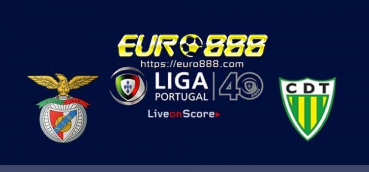 Soi kèo SL Benfica vs Tondela – VĐQG Bồ Đào Nha - 05/06/2020 - Euro888