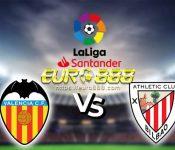 Soi kèo Valencia vs Athletic Bilbao– VĐQG Tây Ban Nha- 02/07/2020 - Euro888