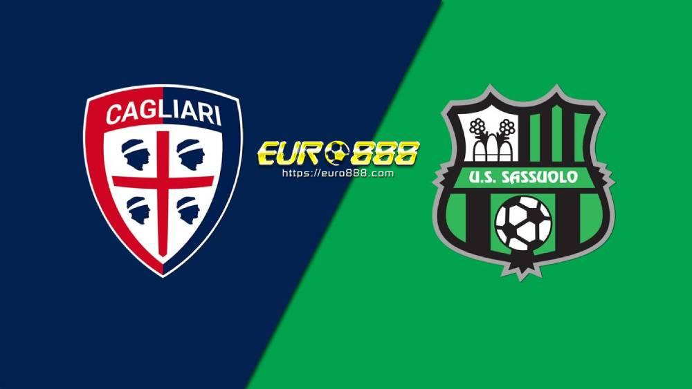 Soi kèo Cagliari vs US Sassuolo Calcio – VĐQG Italia - 19/07/2020 - Euro888
