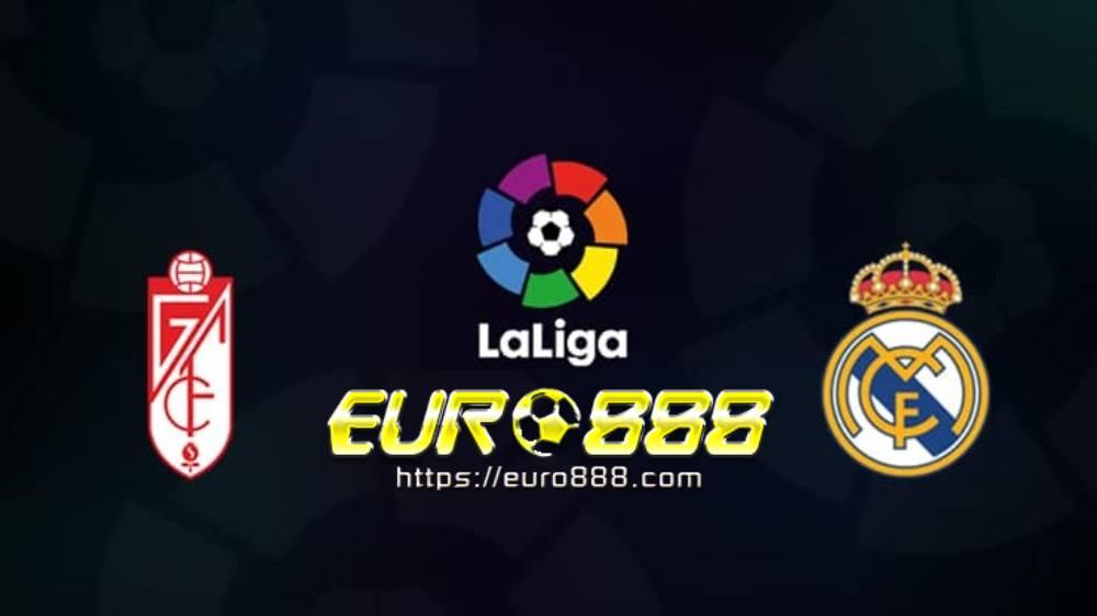 Soi kèo Granada CF vs Real Madrid– VĐQG Tây Ban Nha- 14/07/2020 - Euro888