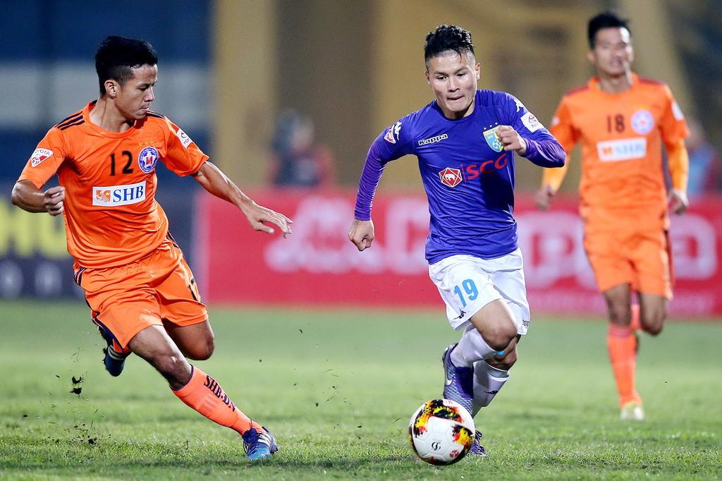V-League trở lại đối lập với bóng đá Châu Âu và Châu Á- Euro888