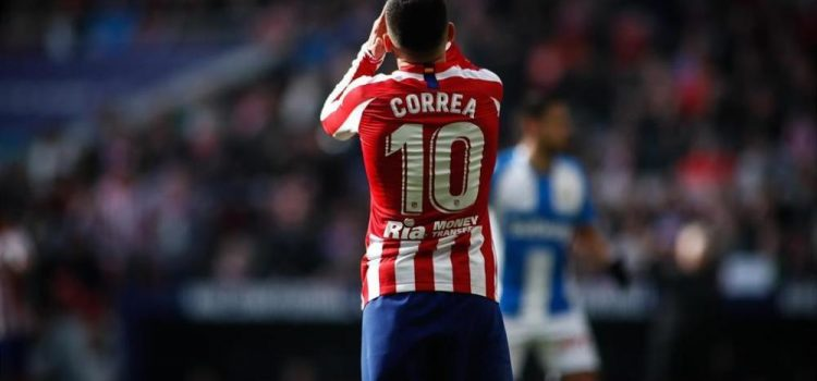 Atletico Madrid thiệt thòi vì Covid-19 trước thềm trận tứ kết - Euro888