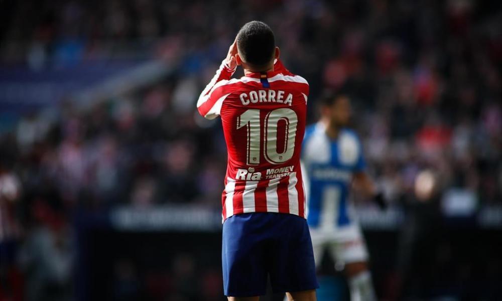 Atletico Madrid thiệt thòi vì Covid-19 trước thềm trận tứ kết – Euro888