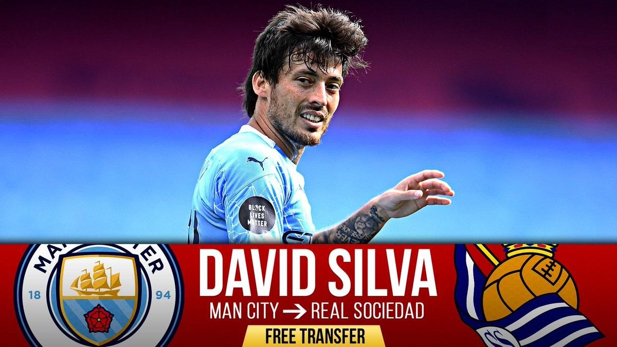 David Silva chính thức trở lại quê nhà – Euro888