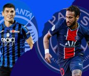 Nhận định Atalanta vs Paris Saint Germain – Champions League - 13/08/2020 - Euro888