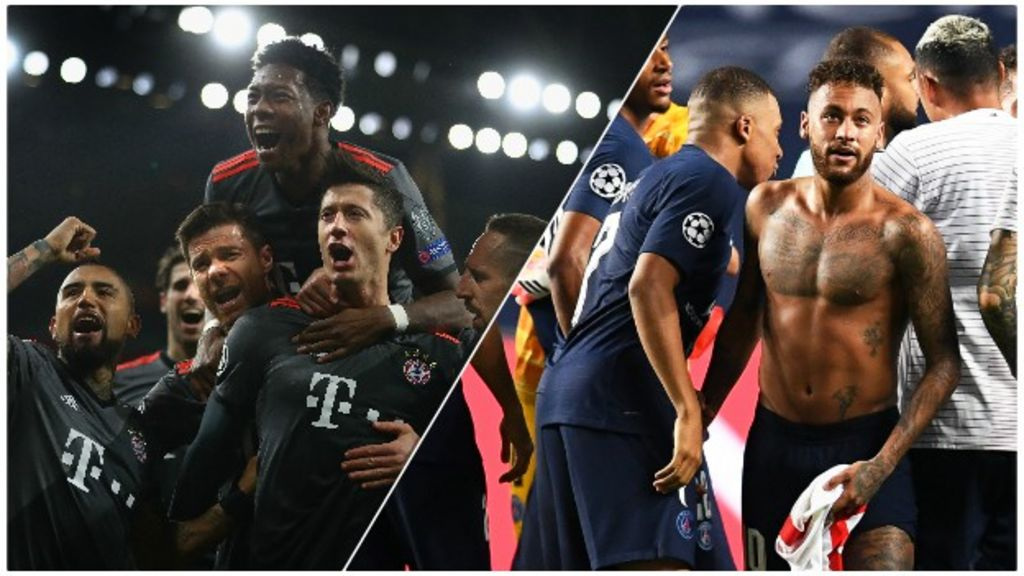 Nhận định Paris Saint Germain vs Bayern Munich - Champions League - 24/08/2020 - Euro888